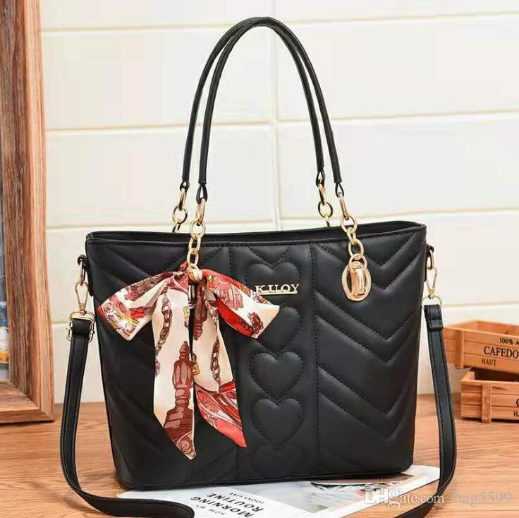 HBP Hot Sale New Women Bags Fashion Big Bags Women Shoulder Messenger Bags
