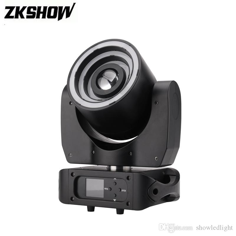 80% Discount Proyector Navidad 40W RGBW 4IN1 SMD Beam Moving Head Light DMX DJ Disco Party Club Stage Lighting Show Projector Free Shipping