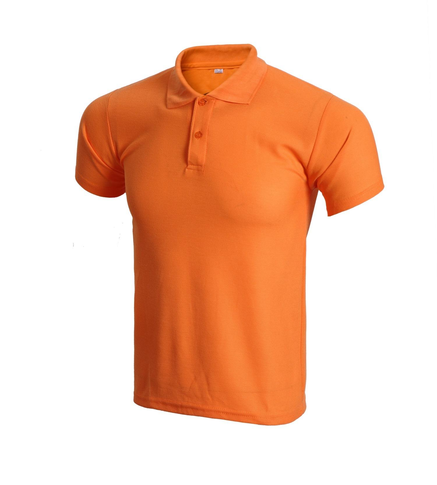 Новый стиль Гольф Мужская одежда новый стиль лето с коротким рукавом футболка Slim-Fit рубашка поло рекламная рубашка для бронирования больших товаров