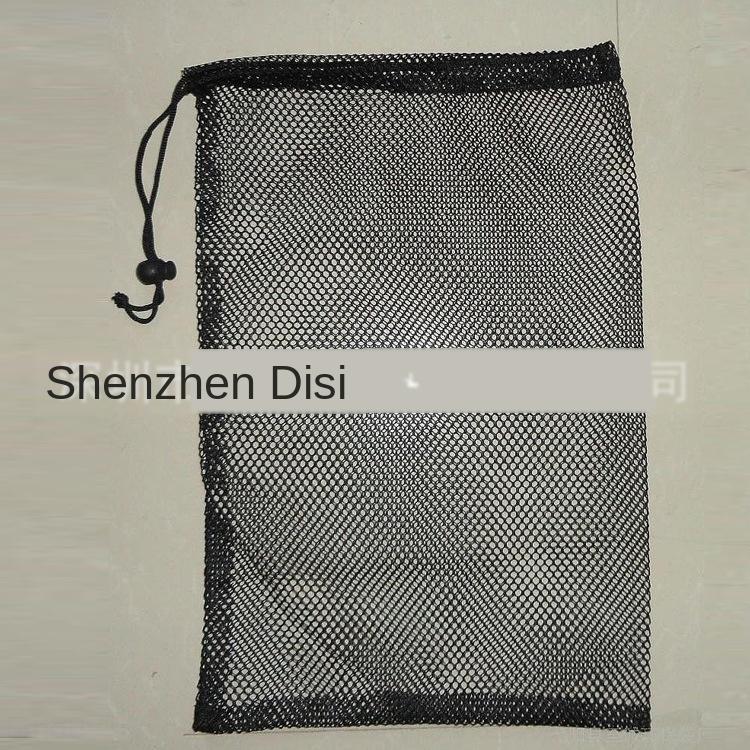 scarpe professionali confezionamento stoccaggio telo di imballaggio telo da bagno un sacchetto a rete maglia esagonale custodia esterna