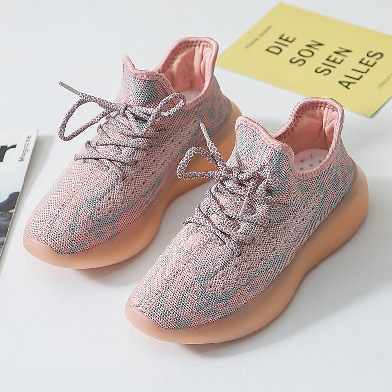 Volant Weave femmes bande Sneakers plate-forme Formateurs de luxe de filet respirant Chaussures Casual lacer Courir 2h84 chaussures