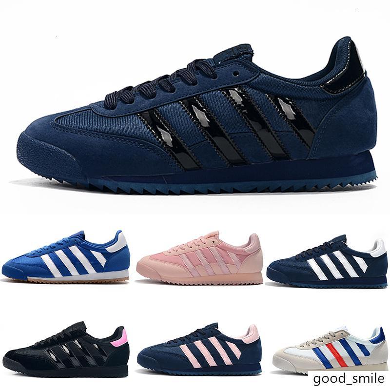 2019 clássico Originals Dragão Mens Running Shoes Designer Preto Azul Branco rosa Superstars 80 Womens Runner Sports Shoe