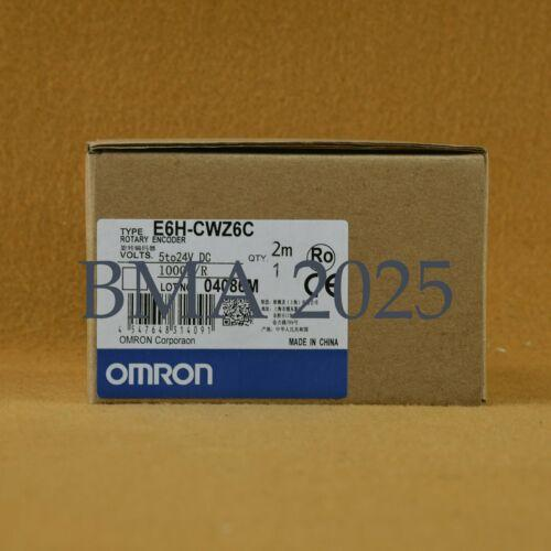 1PC estrenar Omron E6H-CWZ6C 2500P / R 1 año de garantía Entrega rápida