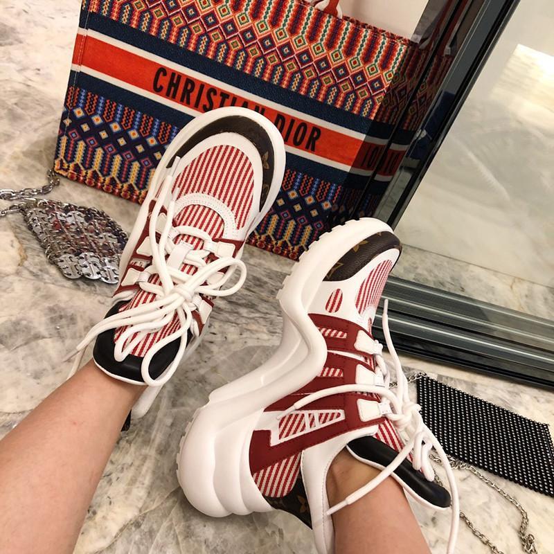 최고의 품질 새로운 디자이너 신발 테니스 남자 진짜 가죽 디자이너 운동화 여성 캐주얼 신발