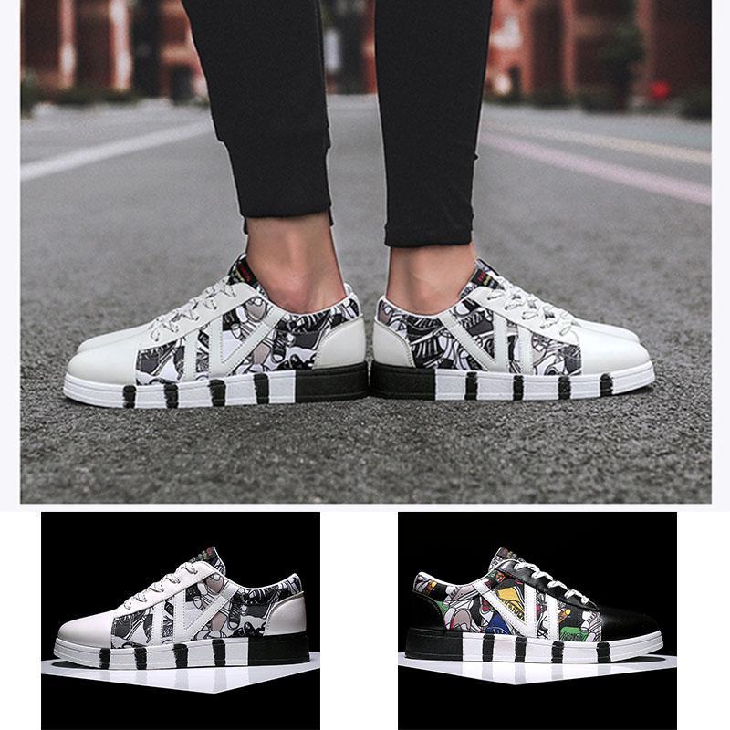 colorato nero scarpe bianche plat moda palestra comoda plancetta sportive atletico delle donne all'aperto progettista corridore formatori scarpe da ginnastica