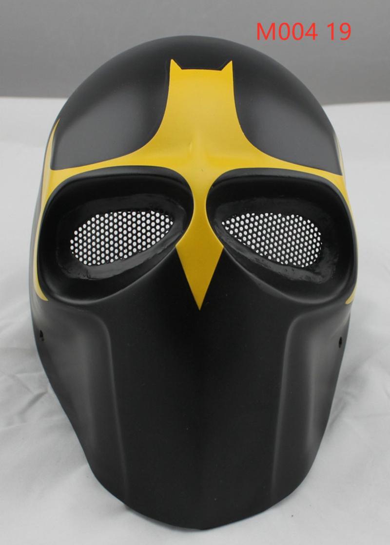 FRP Horreur Resident Evil Symphony FRP Masque CS Champ Vajra Net Lunettes de protection Props M004 K1290G
