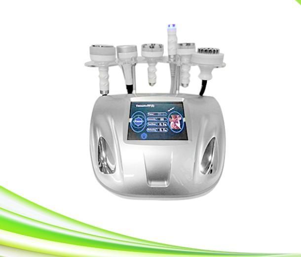 Maszyna do podnoszenia próżniowa Utrata masy ciała Odchudzanie próżniowo-terapii Maszyna skóry Dokręcanie RF Cavigation
