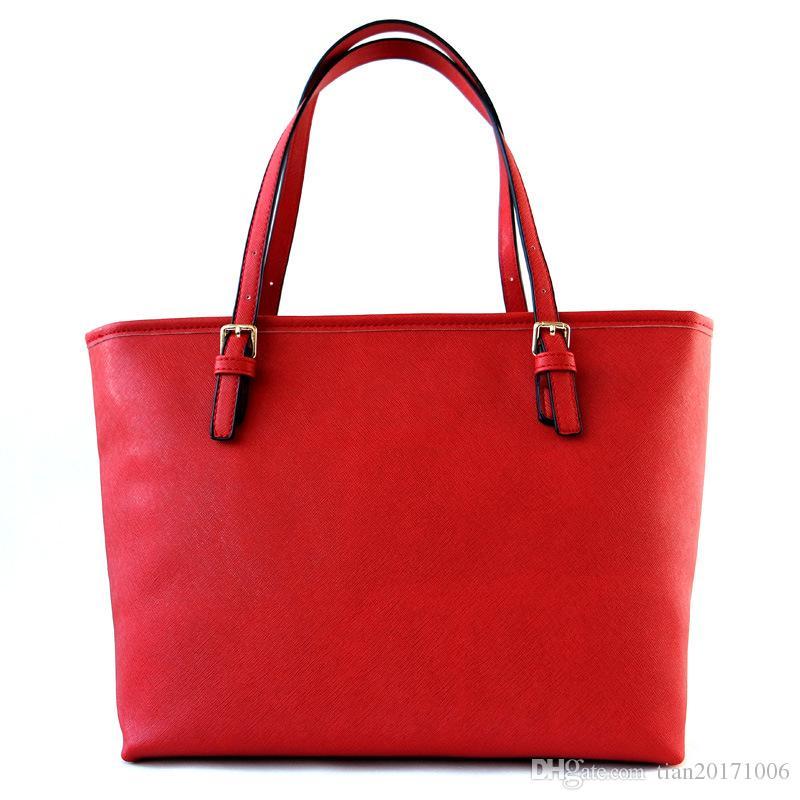 Nouvelle vente chaude! Épaule classique Style Casual Sacs Casual Sacs à main Mode Purse Sac à main en cuir PU domestique Sacs Femme Femme Sac Feqf