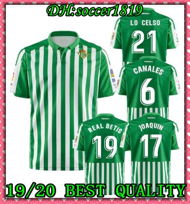 2020 2019 20 Real Betis Soccer Jersey Joaquin Mandi Bartra Tello Inui Vintage Futbol Camisetas Retro Football Camisa Shirt Kit Classic Maillot From Soccer1819 17 26 Dhgate Com