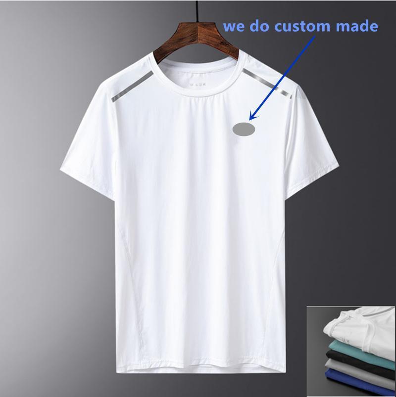 8Summer Quick Seco Tecido Mens Designer Camisetas Profissionais Fast Seco Clássico Vintage Vintage 90s Camisetas Grande Tamanho 4xL 5XL 8xLFactory Custom Feito