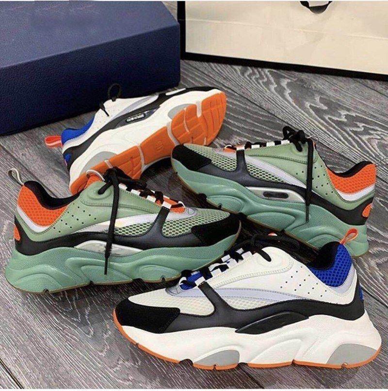 2019 vendita di alta qualità Calfskin 3 metri materiale scarpe casual moda uomo e donna 36-46