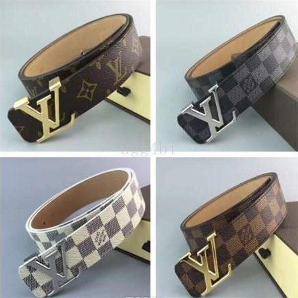 New Brand Designer Belts Men High Quality Mens Belts Luxury Genuine Leather Pin Buckle Casual Belt
