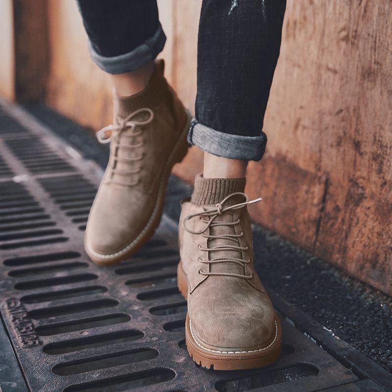 Hot Sale- boots men women classic snow boots bowtie ankle short bow fur boot for winter black Chestnut fashion sneakers shoes size 39-44