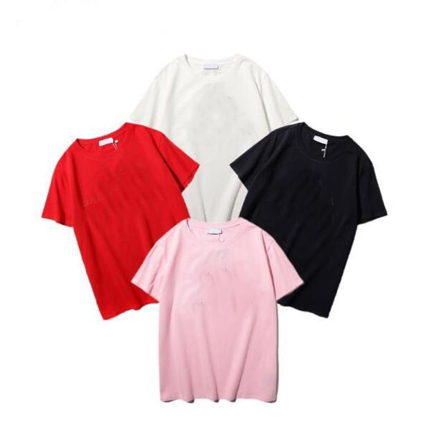 Baumwolle Art Mann und Frau-T-Shirt beiläufige Sommer-Tops T-Shirts Witzige Männer-Food-Art-Mann Hip Hop-T-Shirts Top Short Sleeve Anti-Shrink