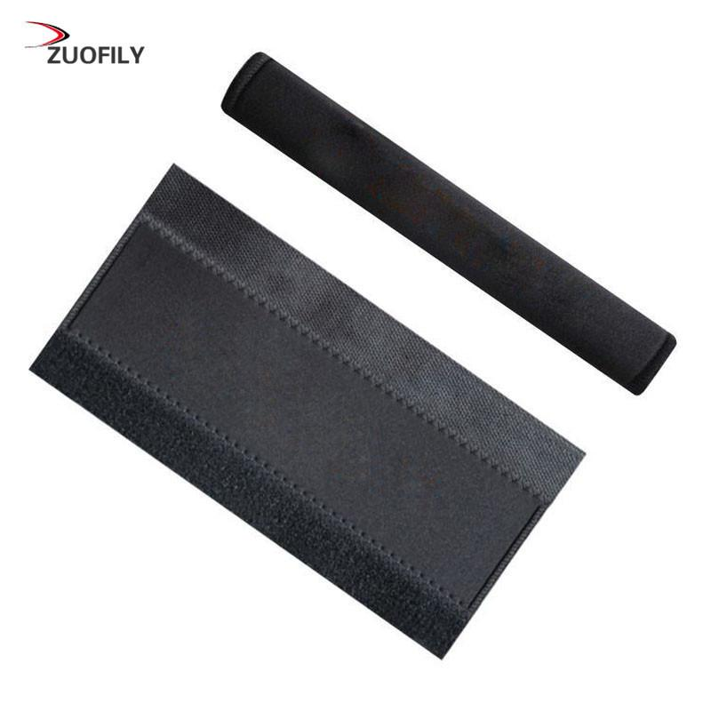 POLWER Durable Bike Care Chain Posted Guards to Protect The Black Box Frame