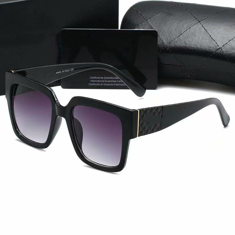 Designer Moda Feminina Oversized Flat Top Eyewear Lunette Femme Mulheres Praça Sunglasses Mulheres Vintage Big Quadro Sun Glasses
