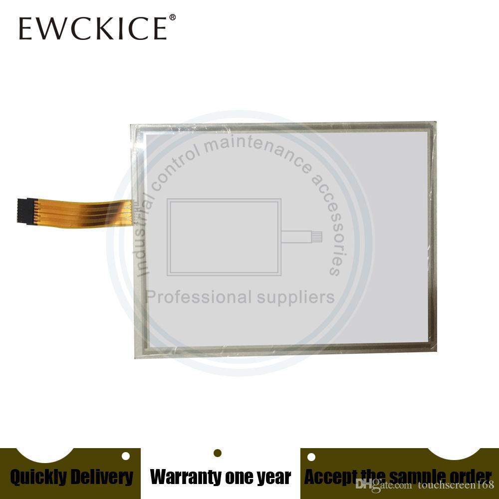 Orijinal YENİ RES-12.1-PL8 98-0003-1455-0 PLC HMI Sanayi dokunmatik ekran paneli membran dokunmatik