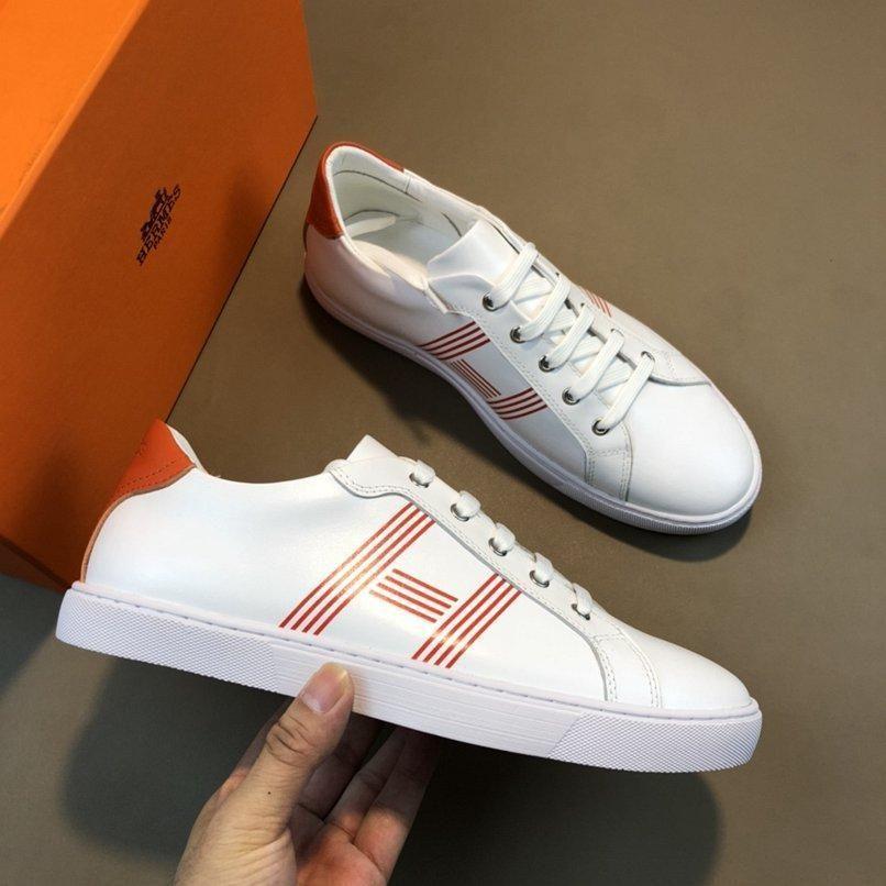 2020Designer NEW Mens Schuhe Sneaker SneakersHERMESHerren Business Casual Schuhe 38-46 1139
