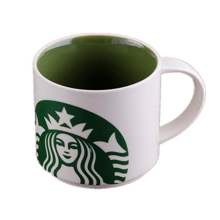 스타 벅스 컵 커피 컵 세라믹 330ml의 / 뼈 중국 300ml의 개인 차 머그잔 디자인 선물 특별 Discou 쿨