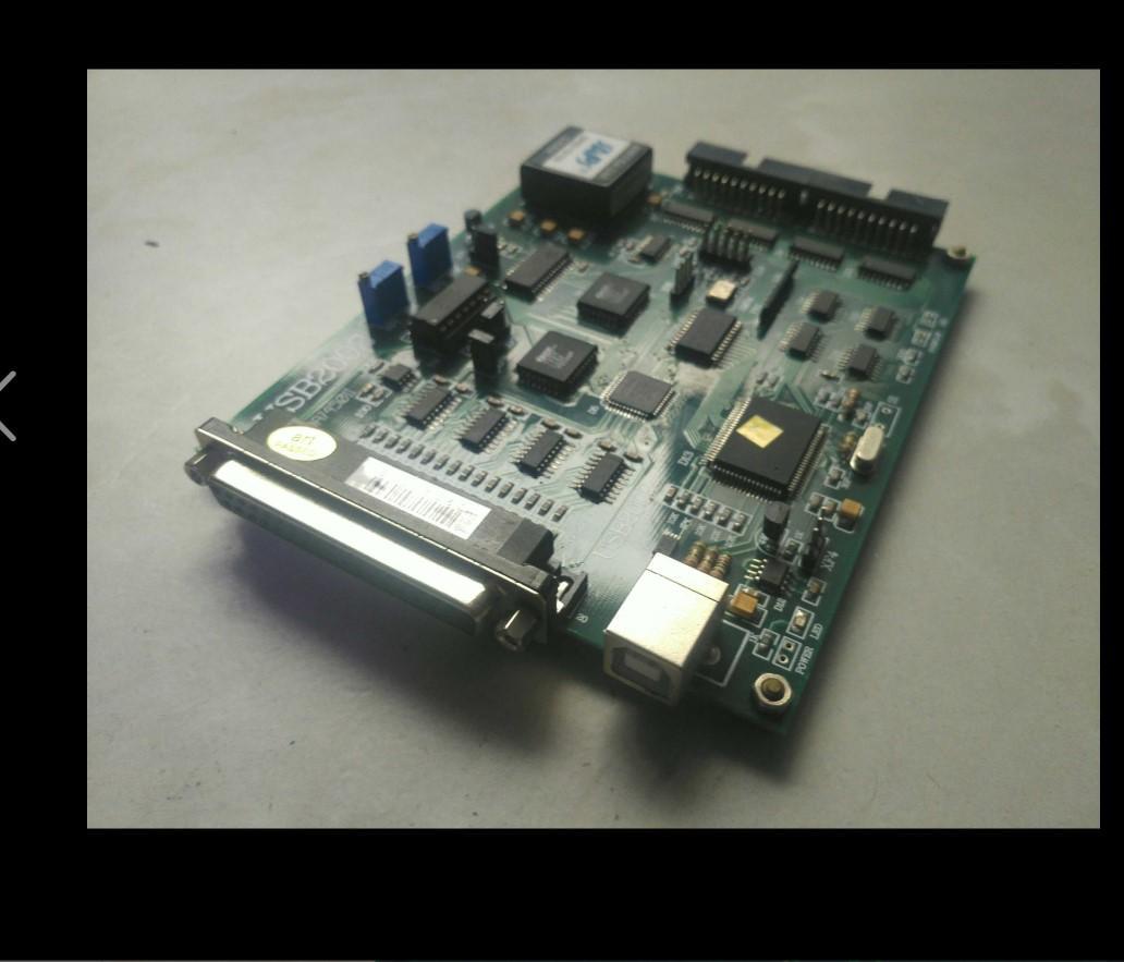 100% Probado obra perfecta para USB2002 USB