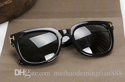 lusso top qualtiy New Fashion 211 Tom Occhiali da sole per uomo donna Erika Eyewear ford Designer Occhiali da sole con scatola originale FT @ 875