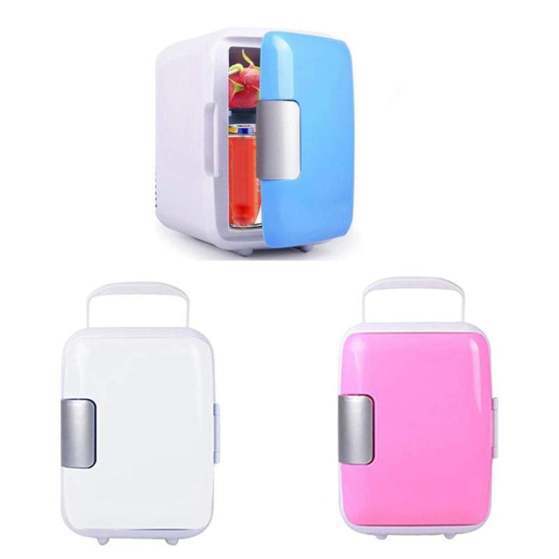 4L Mini frigorifero frigorifero portatile auto congelatore auto frigorifero refrigeratore riscaldatore universale parti del veicolo parti hot salefor dropshipping
