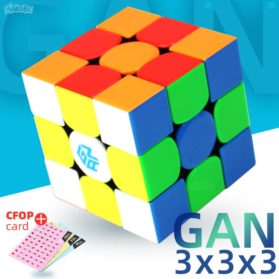3x3x3 Gan 356 Air Master Advance Master Gan Air S Gan Air SM Magnetic Gifts Cfop Formula Card Speed Magnets Magic Cubes 3x3 Y200428