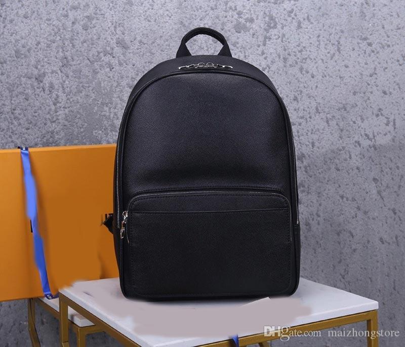 """New 16/"""" Large Genuine Leather Back Pack Rucksack Travel Bag For Men/'s and Women"""