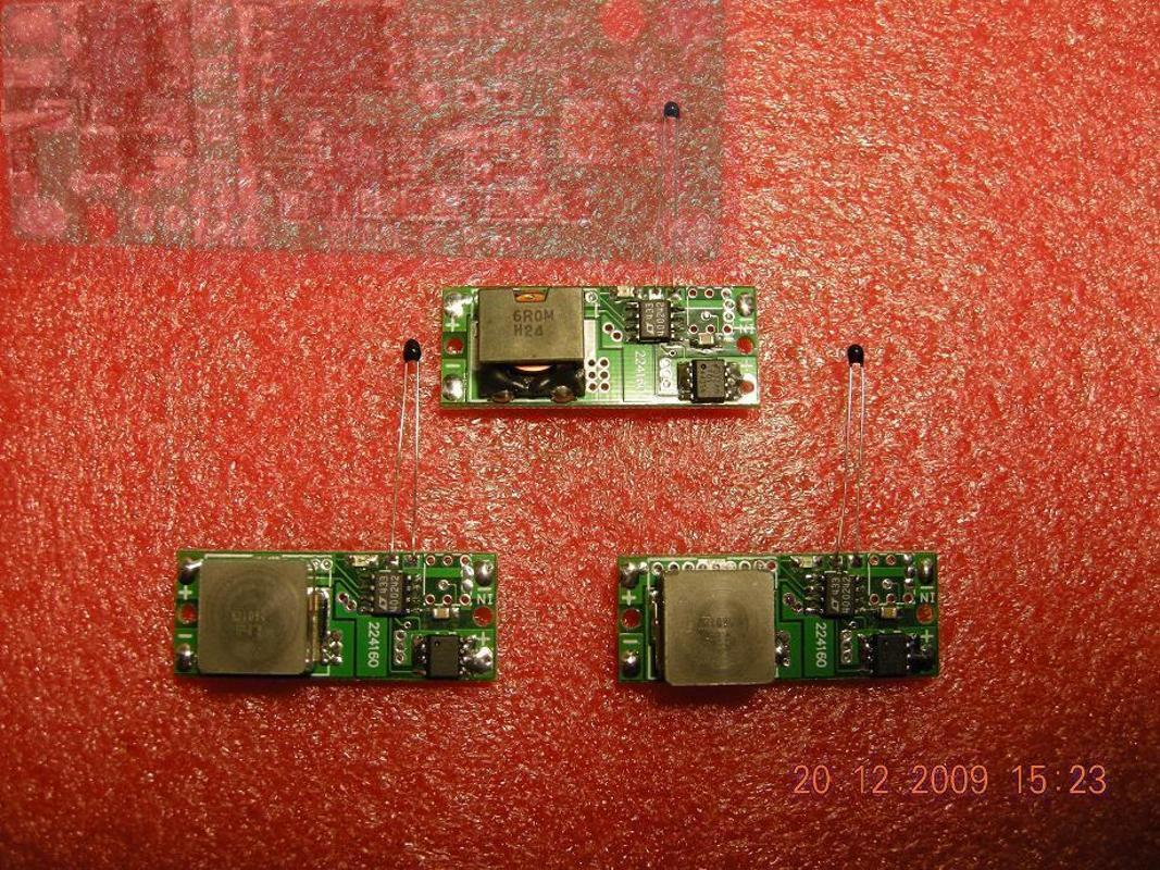 LTC4002 3.0A батареи одного (двойной) лития модуль зарядки 5.0-24V входного напряжения