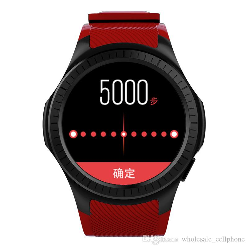 L1 Sport Smart Watch 2G LTE BT 4.0 WIFI Smart Wristwatch Boold Pressure MTK2503 Wearable Devices Watch For Android iPhone iOS Phone Watch