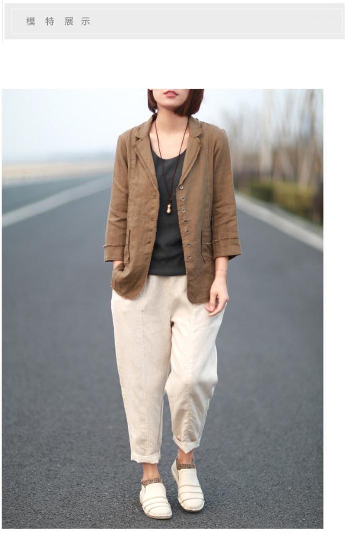 Очки Рукав Карман Pure Color пальто женщины конструктора Пиджаки отворот шея Straight Кнопка Fly Outwear Мода Девять