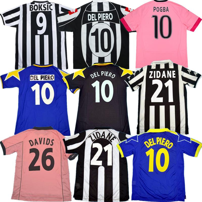 2020 Retro Juve Del Piero Soccer Jersey 84 85 92 95 96 97 98 99 02 03 11 Zidane Ancient Maillot Davids Oldest Shirt From Zouhenghaha 16 99 Dhgate Com