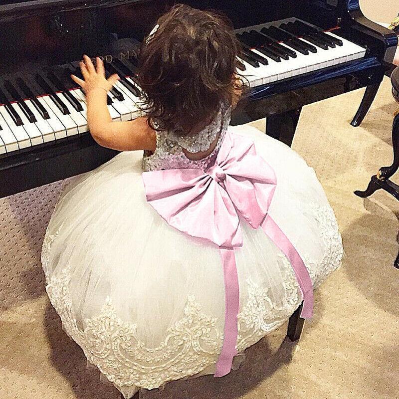 Bebek Kız Çocuk Parti Tutu Elbise Yarışması Düğün Doğum Prenses Vaftiz vestidos Elbiseler Parti Mesh Balo Elbise spaghetti