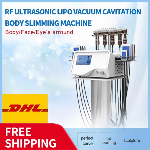 Panasonic Lipo Cavitation laser minceur Professional Ultrasonic RF Cavitation Cavitation Machine Cavitatiion Lipo Laser Machine