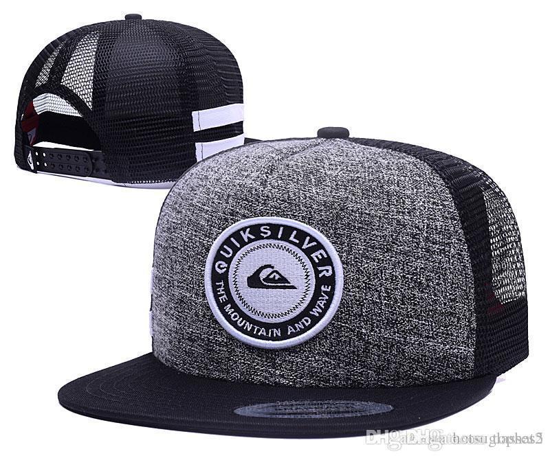 Toptan Beyzbol Şapkası Açık Spor Tasarımcı Hiphop QUIK snapback Erkekler Kadınlar Için Şapkalar timsah Şapka