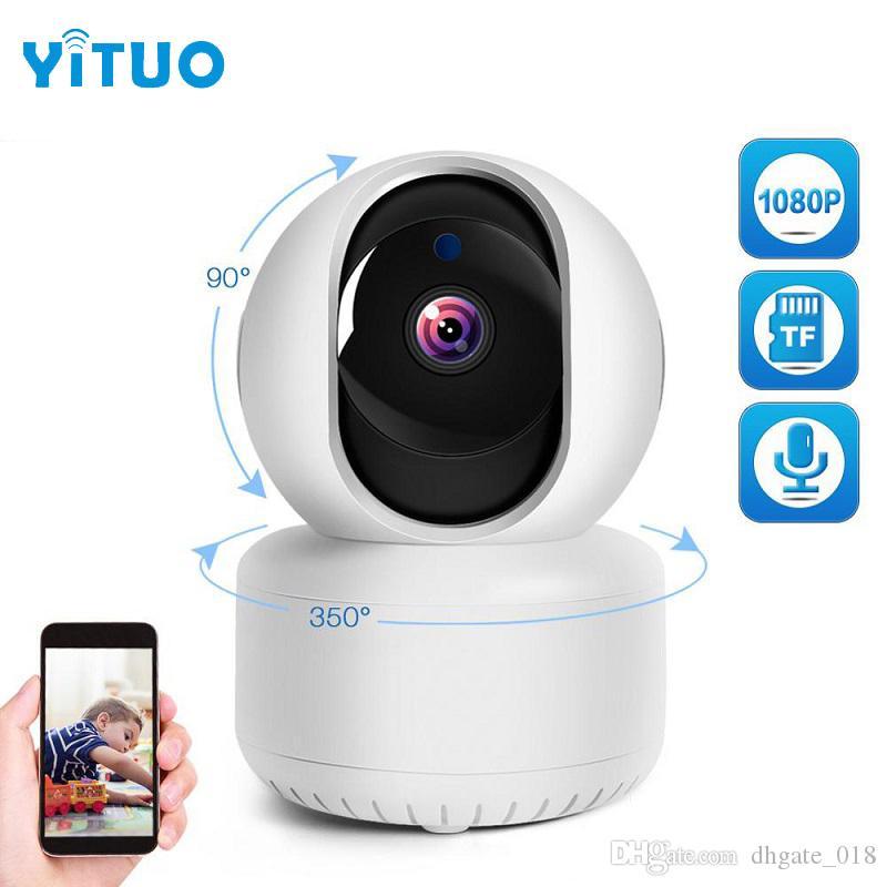 HD 1080 P 2MP Kablosuz PTZ IP Kamera Akıllı Ev Güvenlik Gözetleme CCTV Ağ Wifi Kamera İki Yönlü Ses XMeye ICSee
