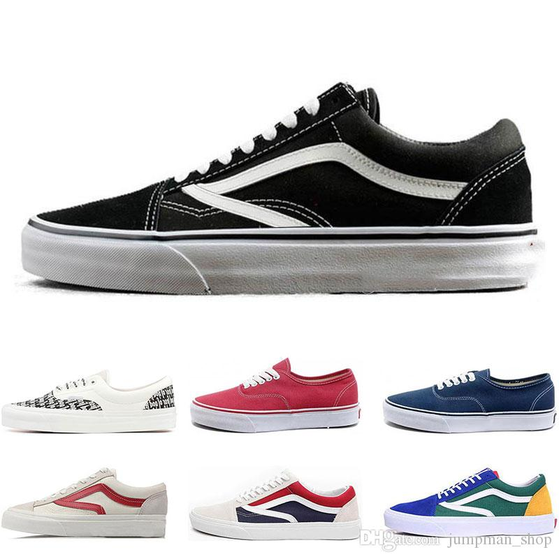 vans scarpe uomo tela