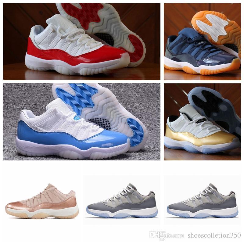 Nike Air Jordan Original AJ AJ11 Pink Snakeskin 11 tênis de basquete mulheres Platinum Tint sports 11 s Atlético mens Azul Marinho tênis Bred Light Bone designer sapatos ERU 36-47