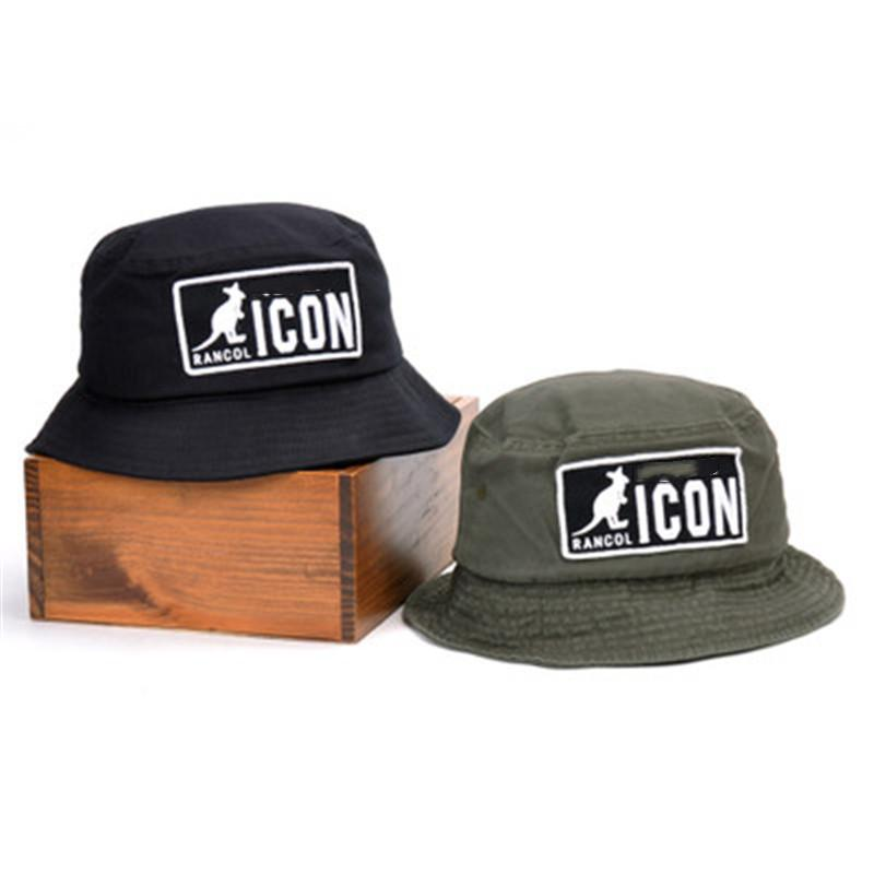 Sportlich Sommer Cotton ICON Brief Baseballmütze Accs für Herren-Frauen im Freien Tier Känguru Snapback Hip Hop Dad Trucker-Mütze