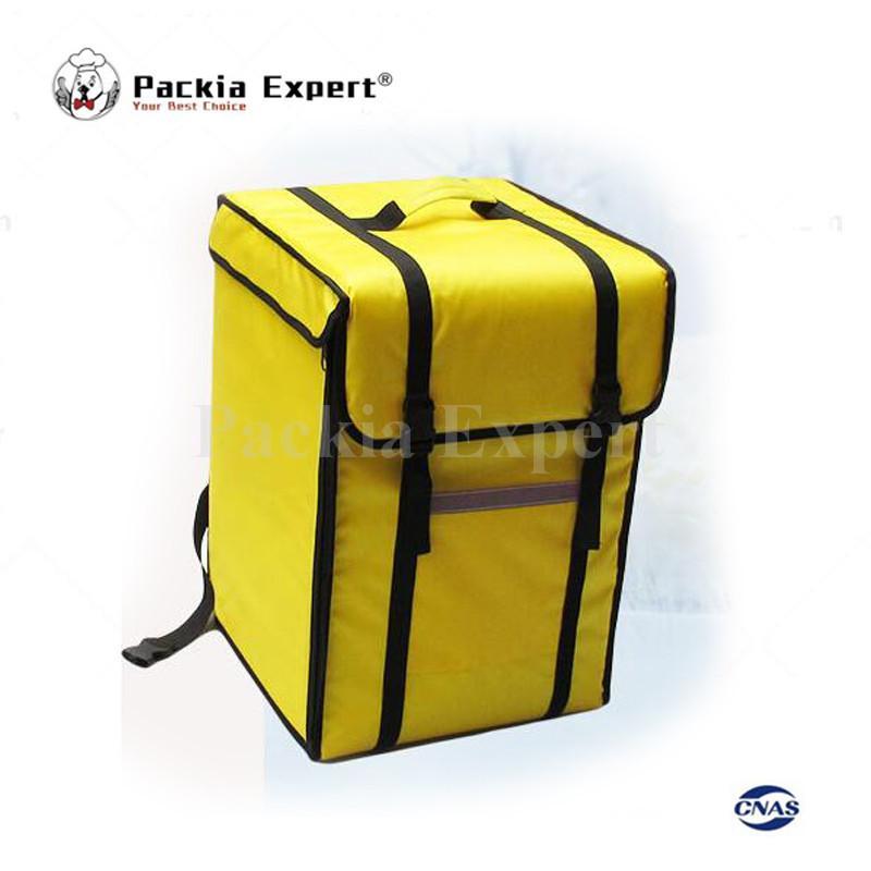 12-14inch 69L 39 * 39 * 56cm sac d'isolation Sac à dos, sac de pizza sac de livraison de pizzas de livraison de colis HS3939