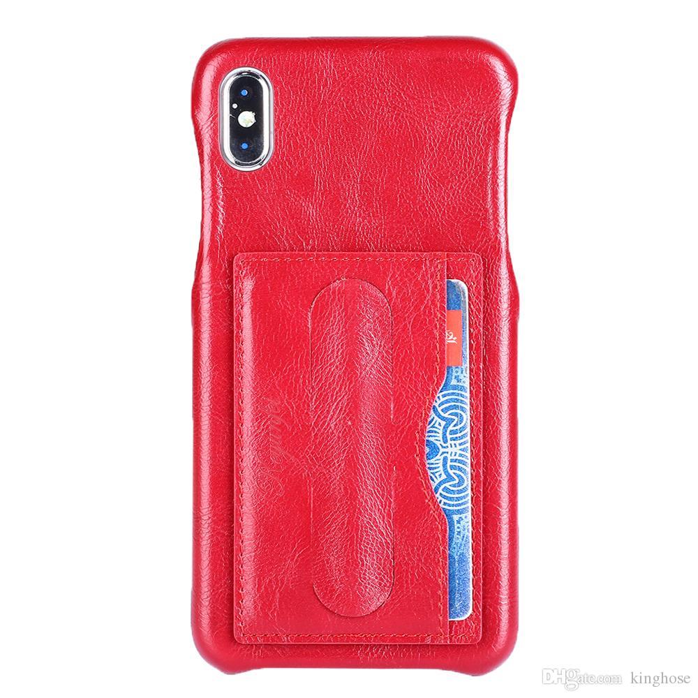 Copertura posteriore di caso di protezione di alta qualità telefono per l'iPhone 11 Pro Max Max 8 7 6S 6 Plus cassa del telefono di Shell X XR XS Max