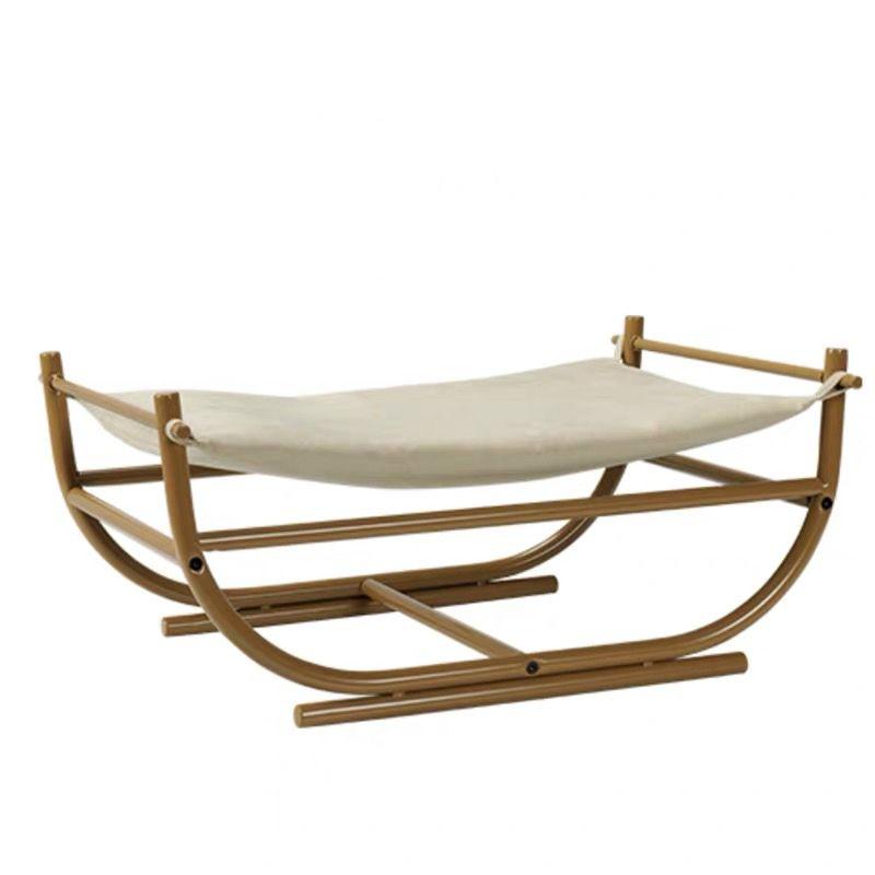 Ich möchte Sie japanischen Stahlhängematte Bett Haustier Strand Katze vier Jahreszeiten Welt einen süßen Traum haben
