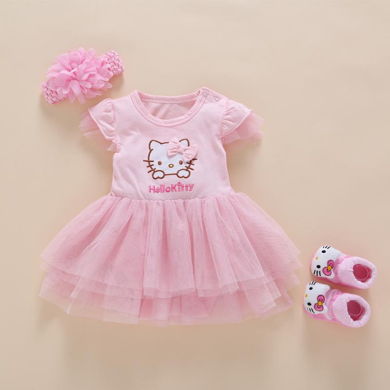 1st Birthday Princess Dresses Infantil Beautiful Christening Gowns Newborn Girl Dress Baby Clothes Baby Girl Baptism Dresses Y19050602