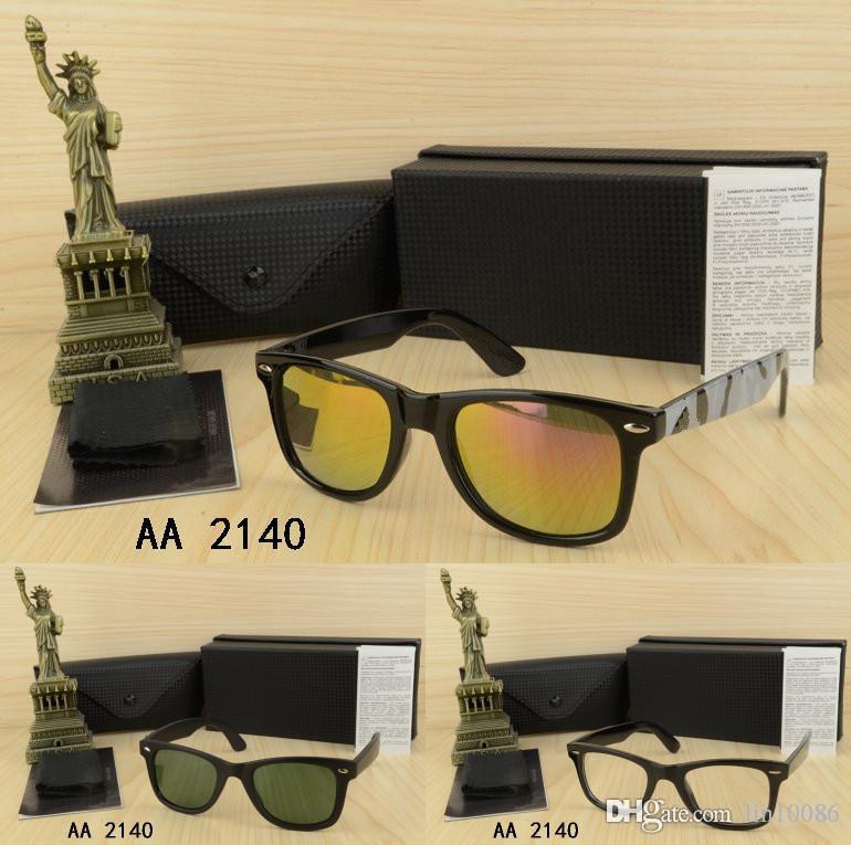 Summer Fashion uomini e donne occhiali da sole con contenitore di occhiali Classic Sport occhiali Shades lunetta ultra leggera montatura per occhiali con molti colori