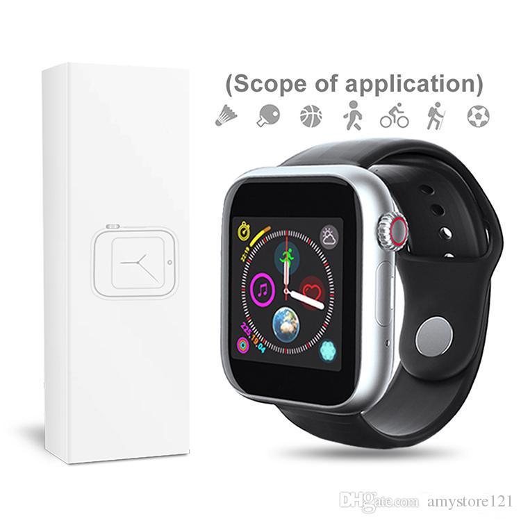 Neue Z6 Sport Smart Watch Bluetooth 3.0 mit Kamera Touchscreen 1,54 Zoll PK Q3 Q9 Unterstützung Android Phone