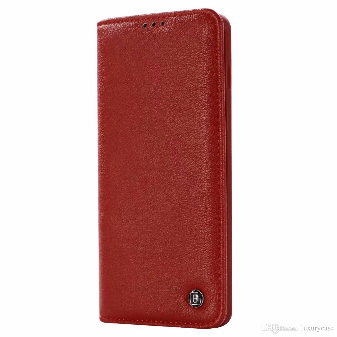 إلى Samsung S10 Lite Case Fashion Flip Cover Wallet Original Original Slim Slim Case Case for Samsung Galaxy S10 E