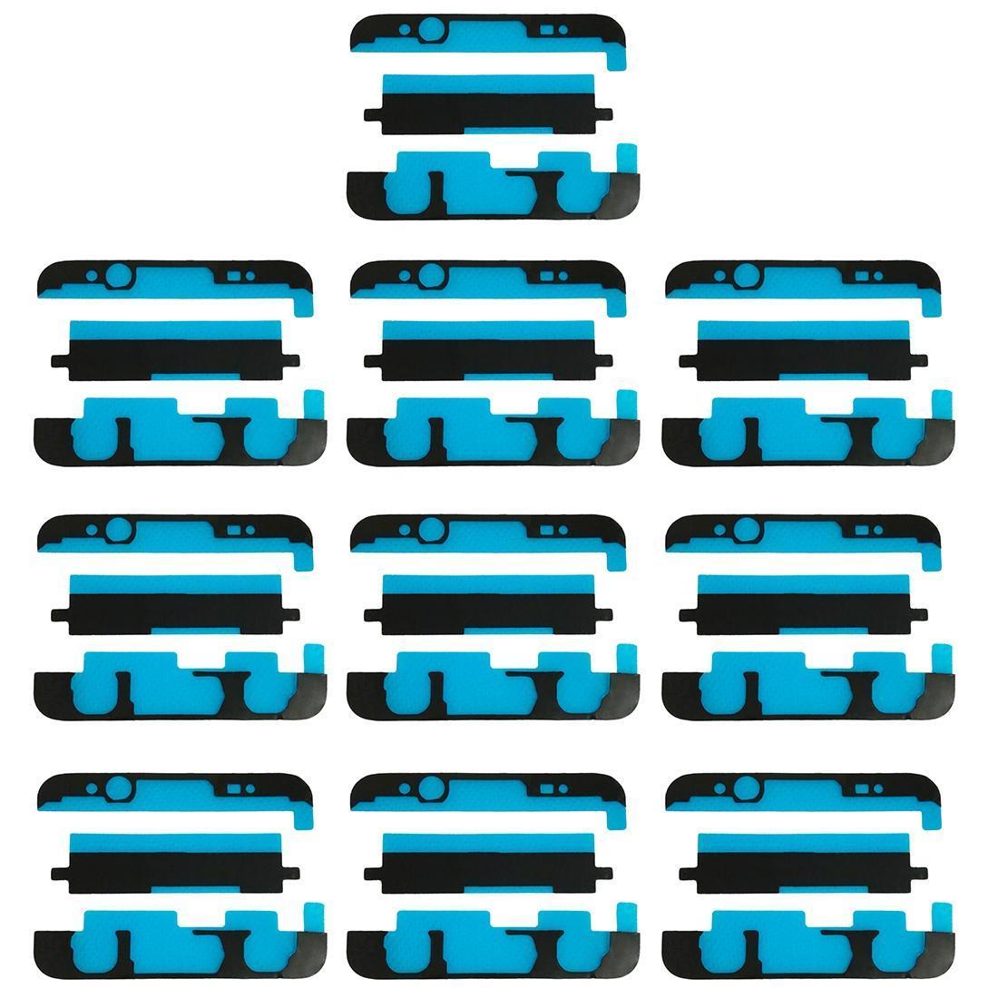 10 PCS Frontgehäuse Kleber für Huawei Mate-9 Pro