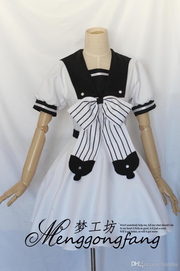 Disfraces WC-Bound nuevo anime Hanako-kun Cosplay del partido del traje Nene Yashiro Carnaval traje / de Halloween para las mujeres encargo cualquier tamaño