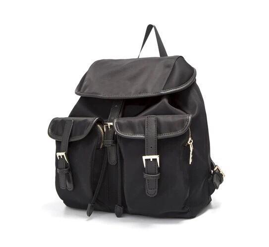 Оптовая классический рюкзак с парашютом ткани водонепроницаемый нейлон мешок школы новые дамы рюкзак моды путешествия рюкзак хранения
