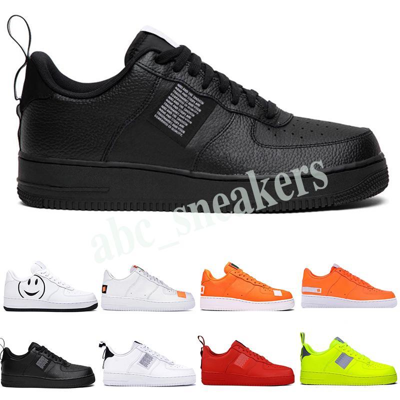 OFF White x Nike Air Force 1 OW 2019 горячая 1 2.0 мужские кроссовки кеды дизайнеров off СМА университет синий Спорт свободного покроя скейтборд женщин низкие сапоги обувь в03